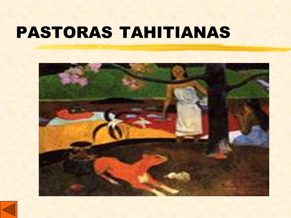 PASTORAS TAHITIANAS