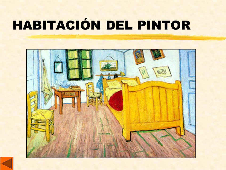 HABITACIÓN DEL PINTOR