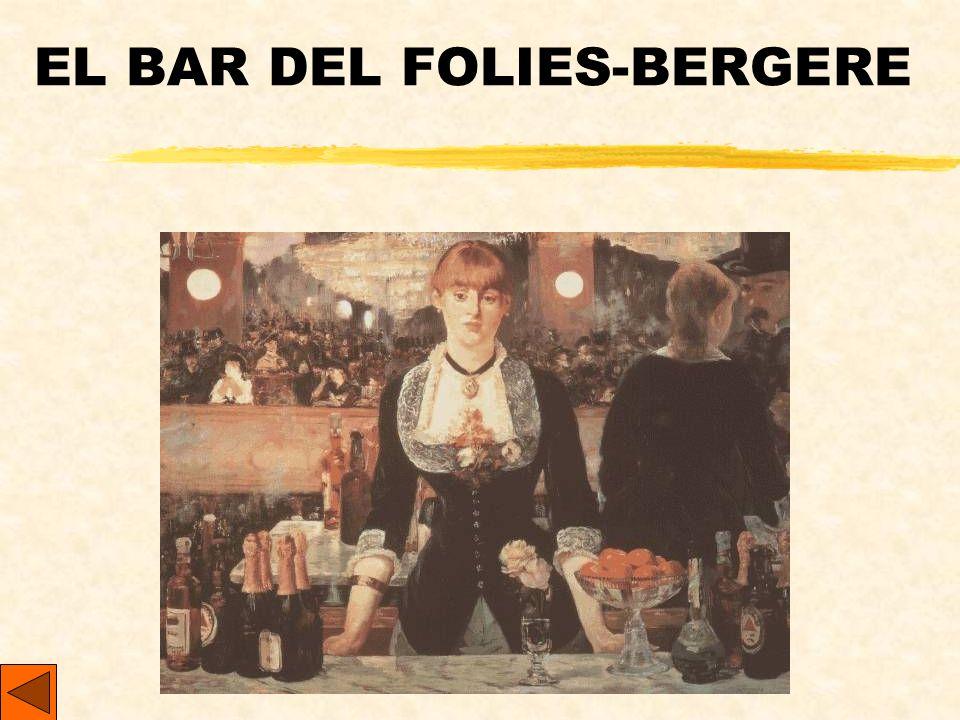 EL BAR DEL FOLIES-BERGERE