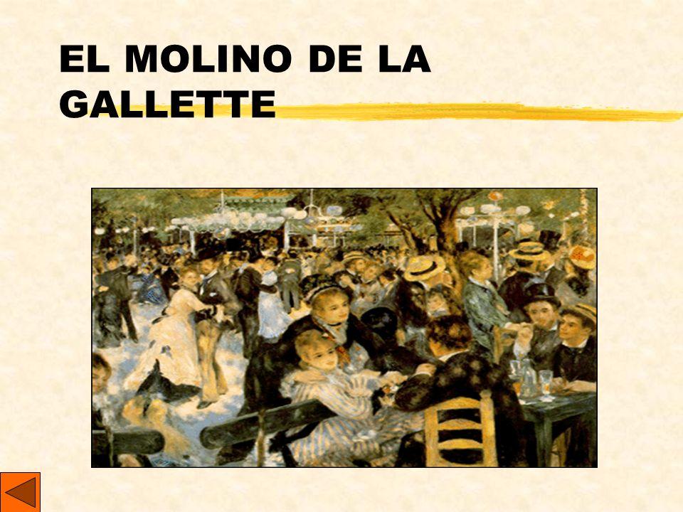 EL MOLINO DE LA GALLETTE