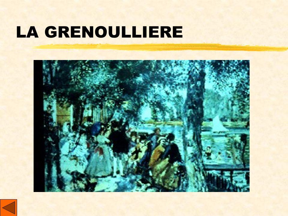 LA GRENOULLIERE