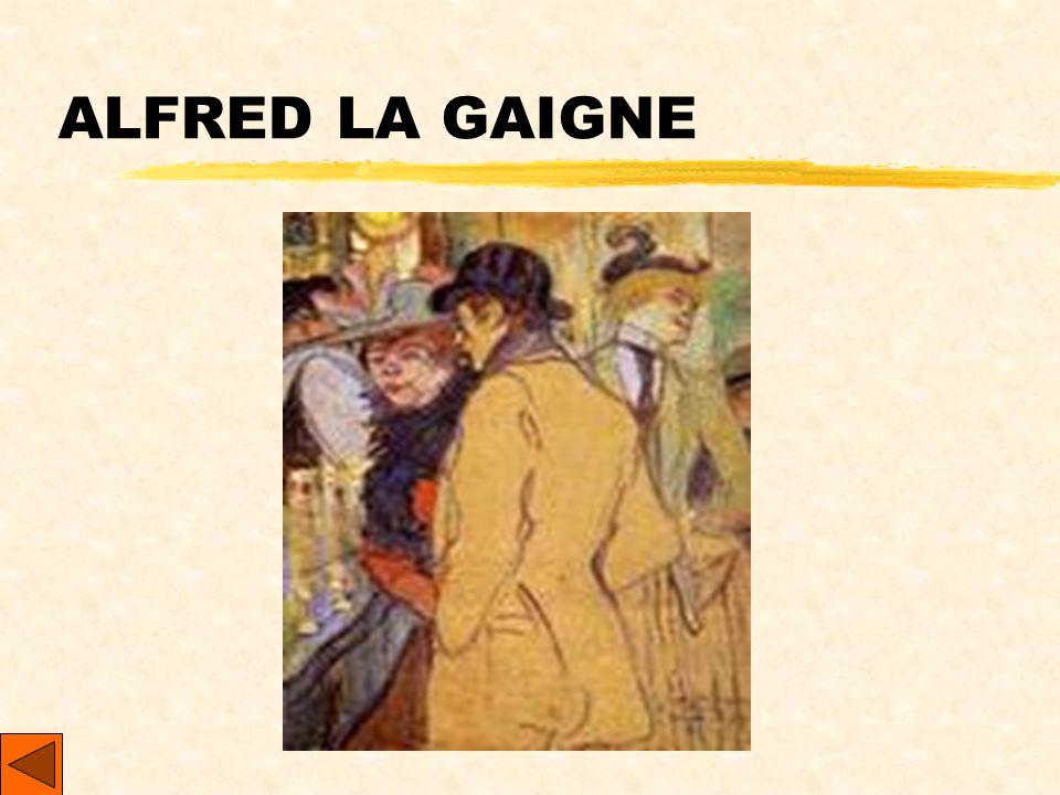 ALFRED LA GAIGNE