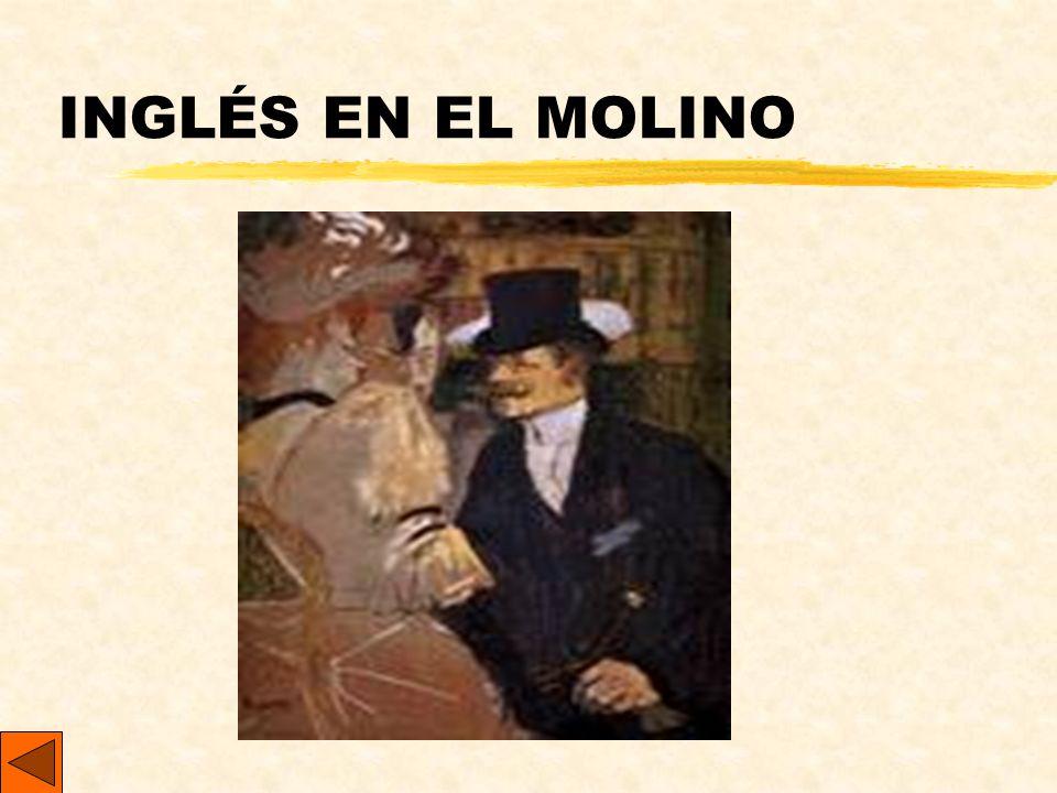 INGLÉS EN EL MOLINO