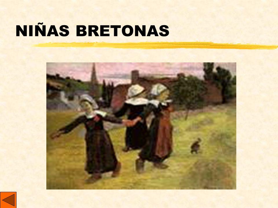 NIÑAS BRETONAS