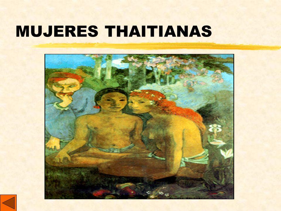 MUJERES THAITIANAS