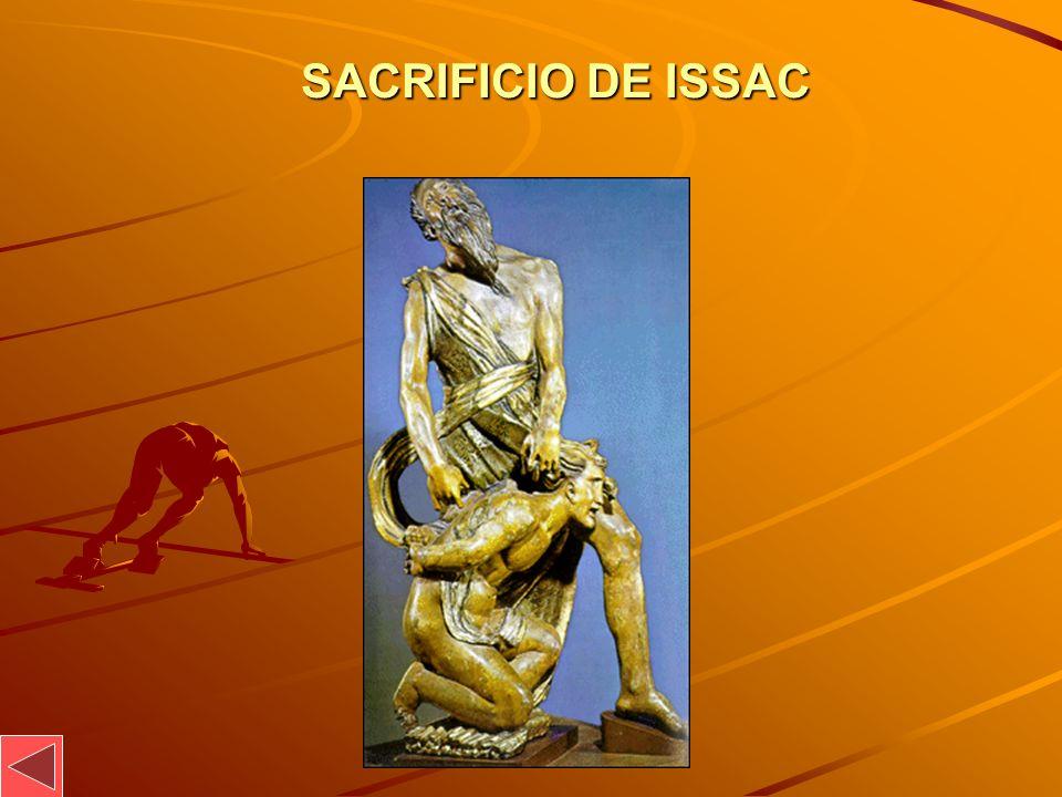 SACRIFICIO DE ISSAC