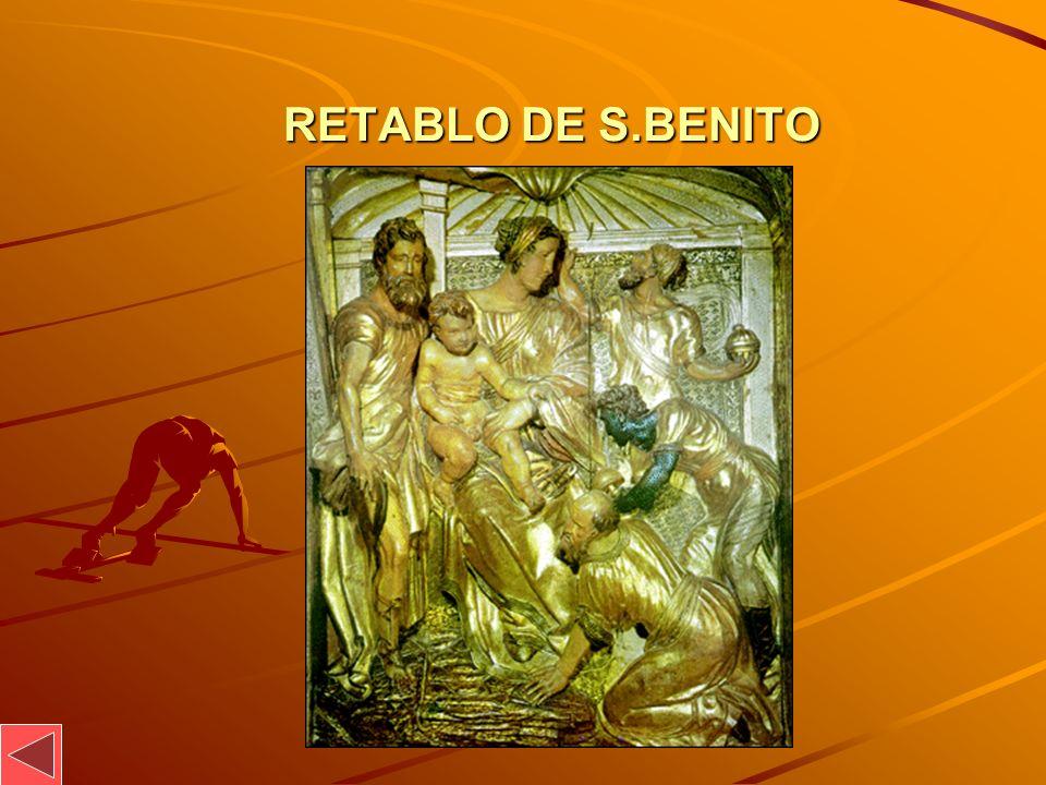 RETABLO DE S.BENITO