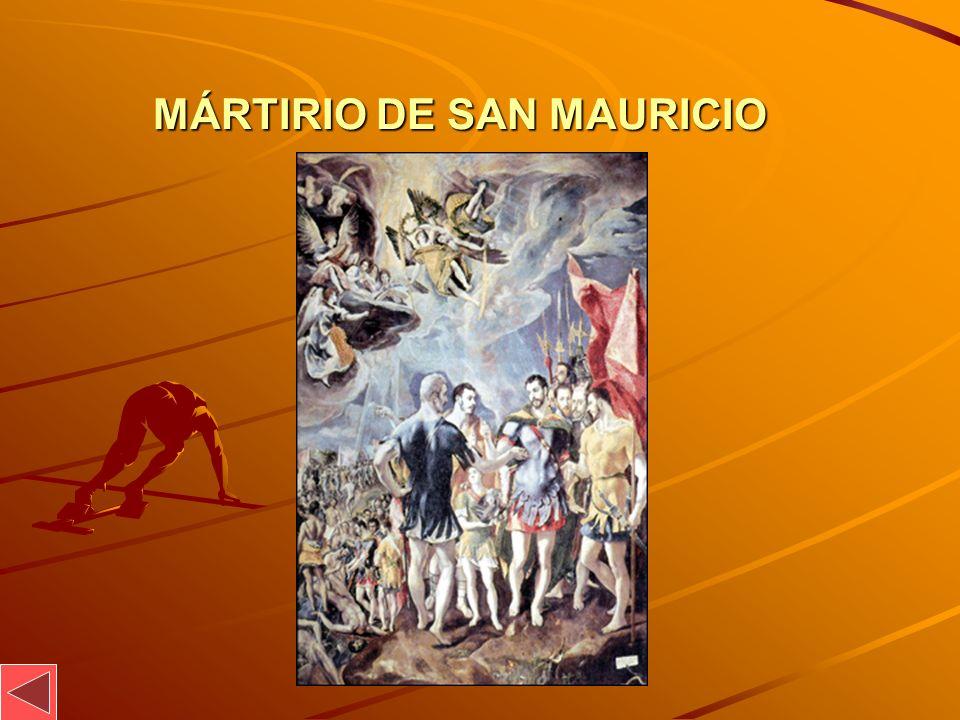 MÁRTIRIO DE SAN MAURICIO