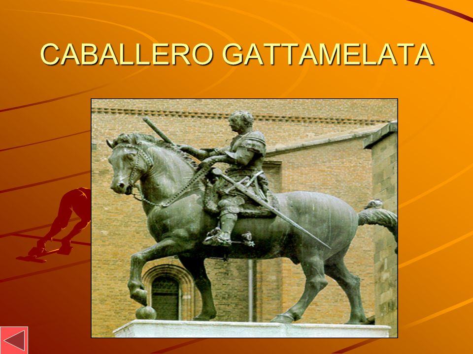 CABALLERO GATTAMELATA