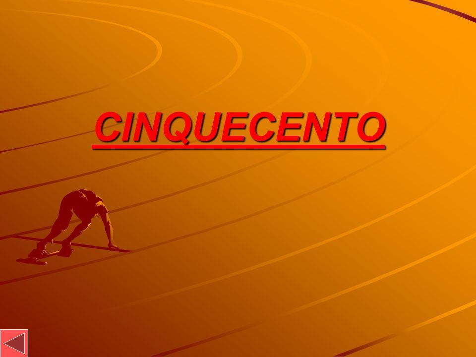 CINQUECENTO