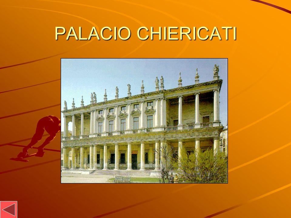 PALACIO CHIERICATI