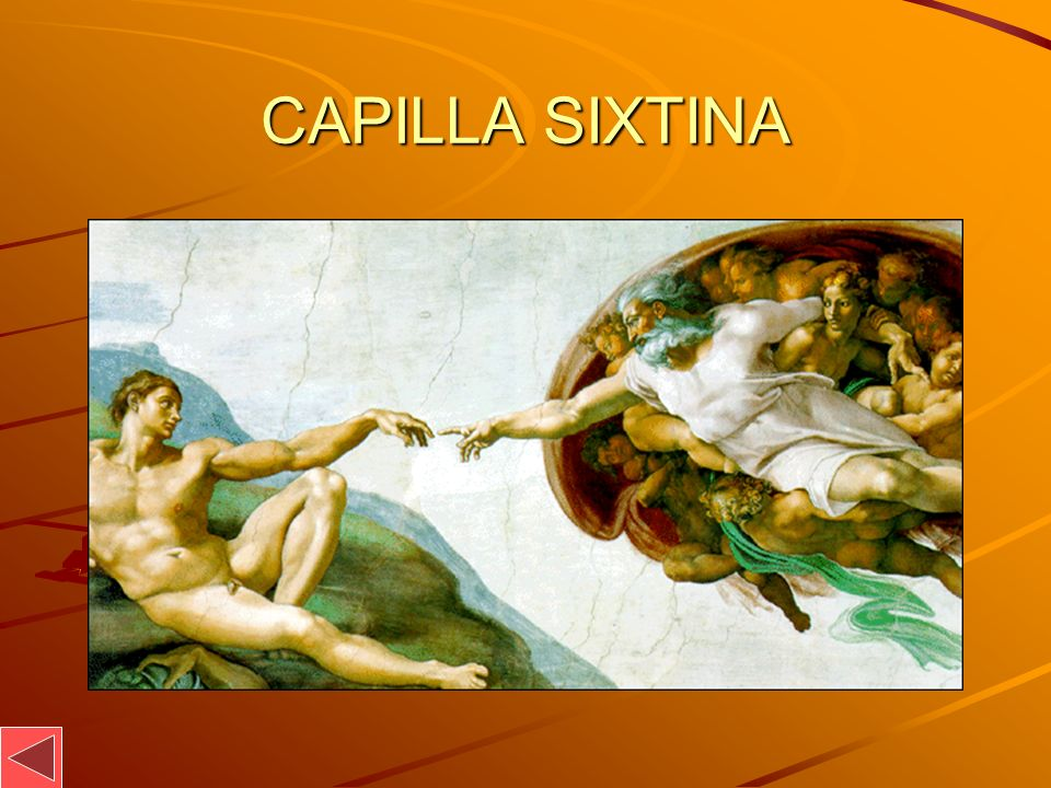 CAPILLA SIXTINA