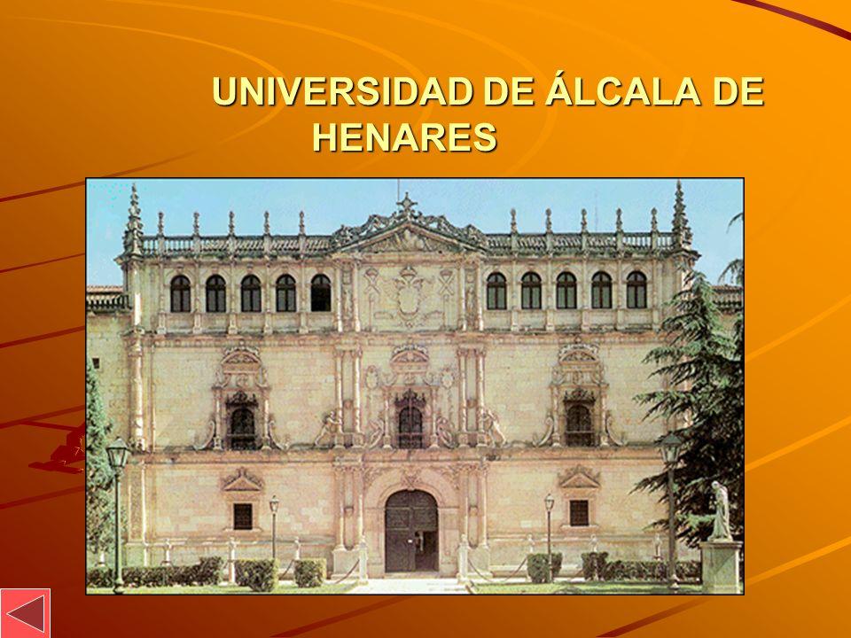 UNIVERSIDAD DE ÁLCALA DE HENARES