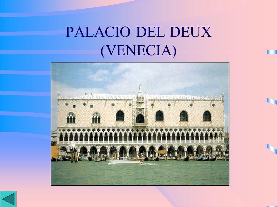 PALACIO DEL DEUX (VENECIA)