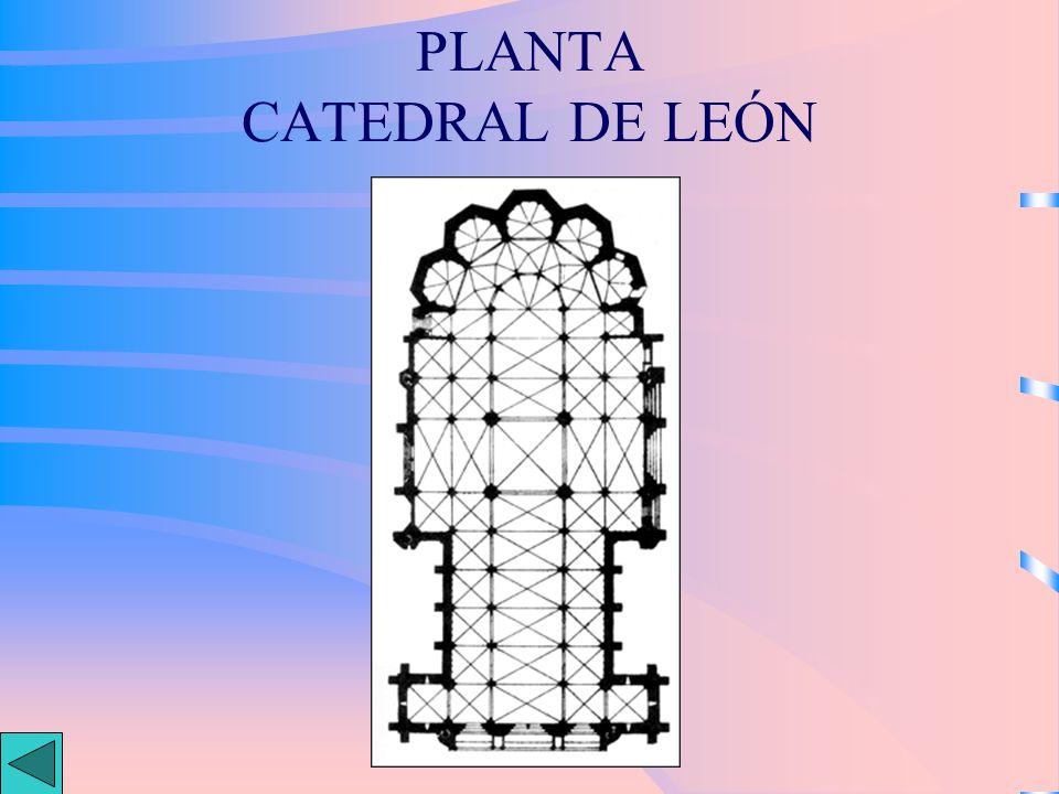 PLANTA CATEDRAL DE LEÓN