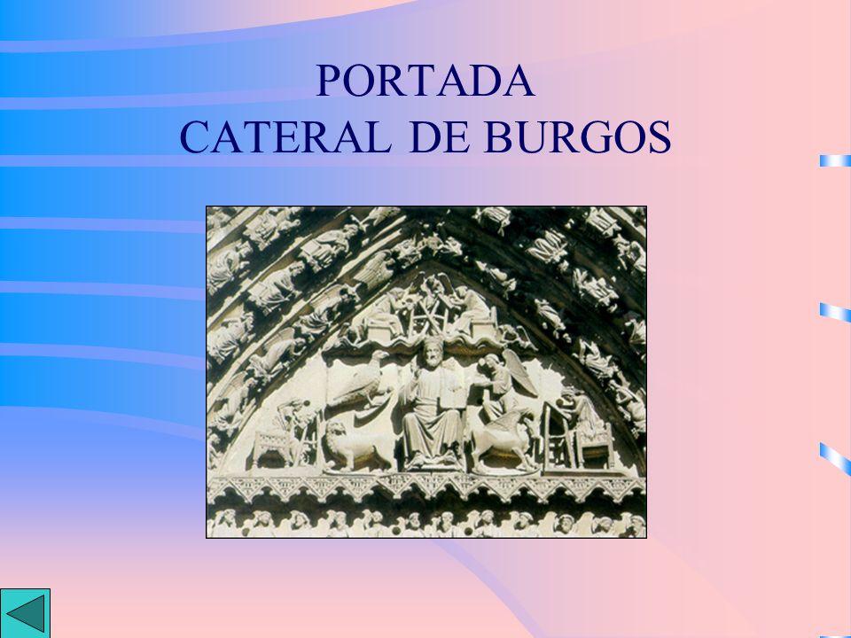 PORTADA CATERAL DE BURGOS