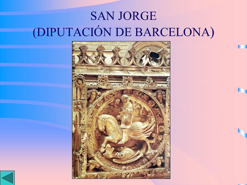 SAN JORGE (DIPUTACIÓN DE BARCELONA)