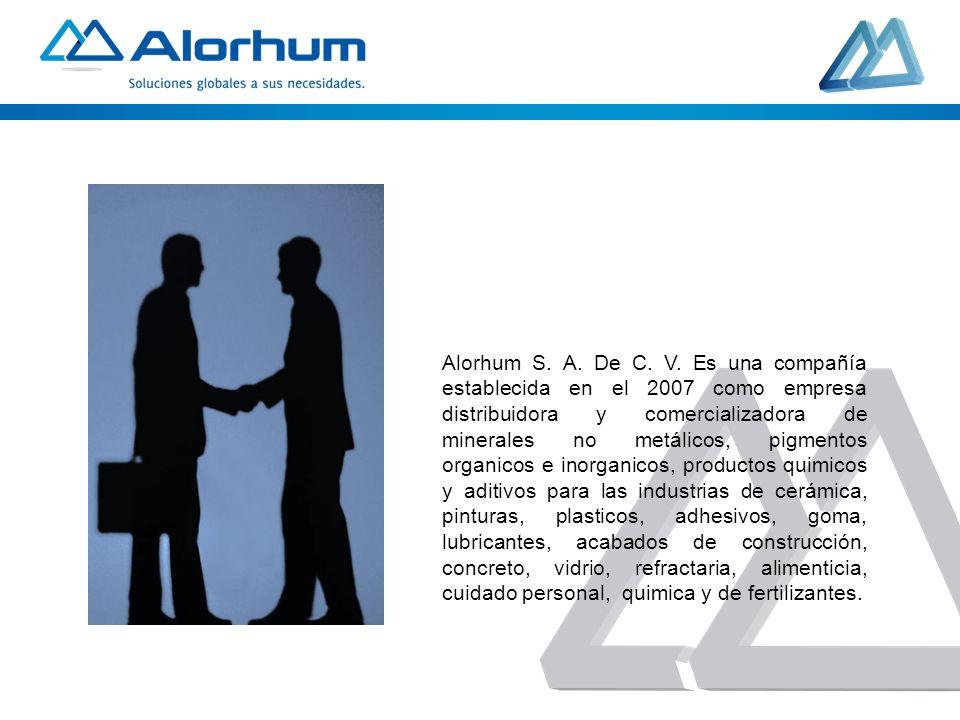 Alorhum S. A. De C. V.