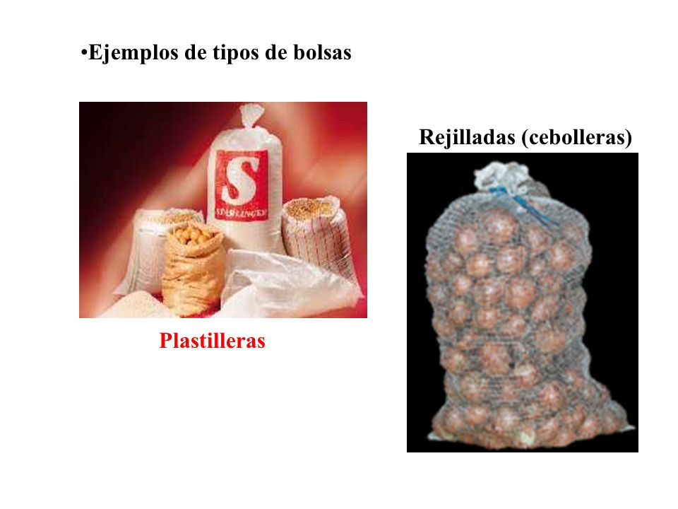 Rejilladas (cebolleras)