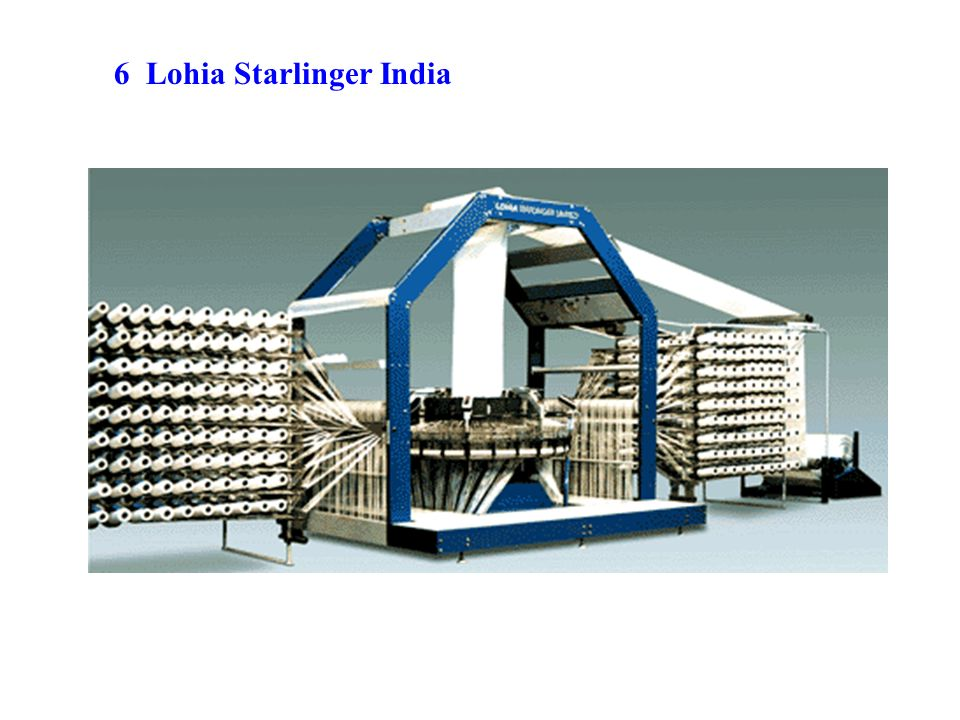 6 Lohia Starlinger India