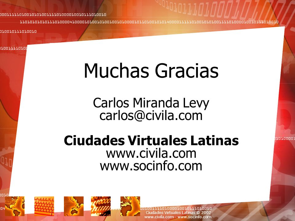 Muchas Gracias Your Topic Goes Here