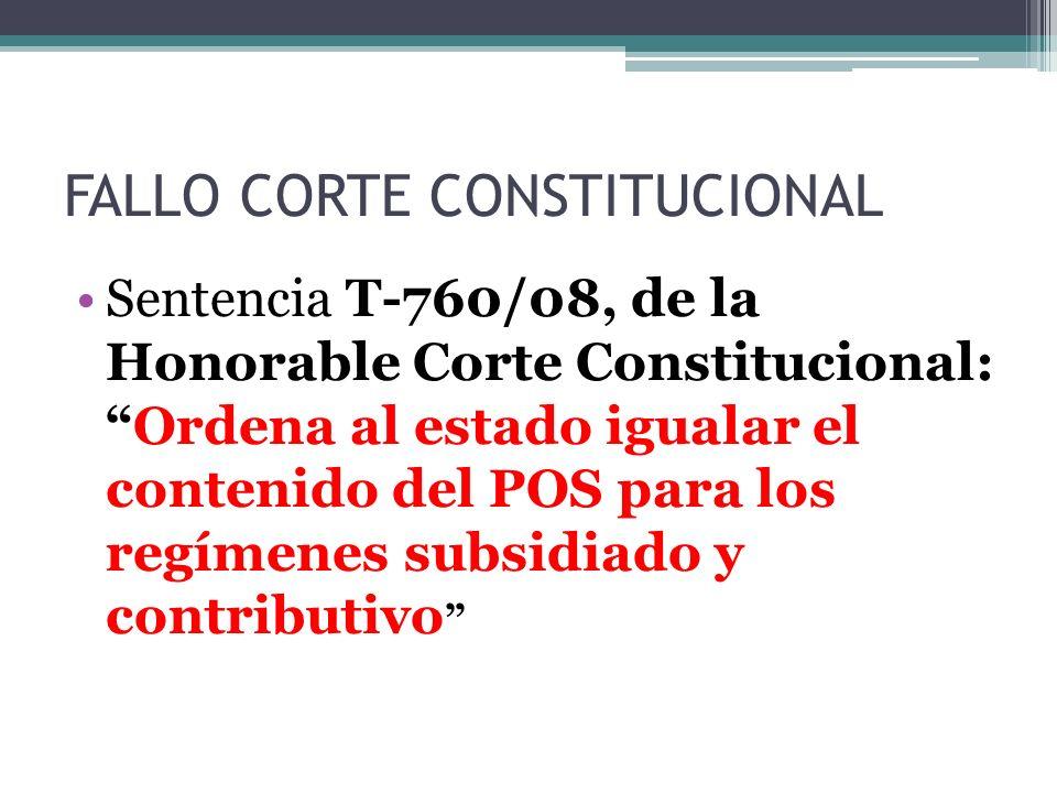 FALLO CORTE CONSTITUCIONAL