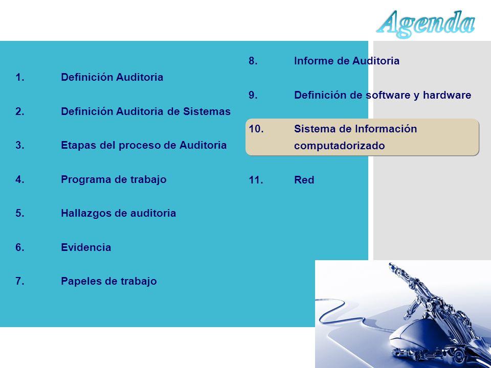 Auditoría de Sistemas. - ppt video online descargar - photo#9