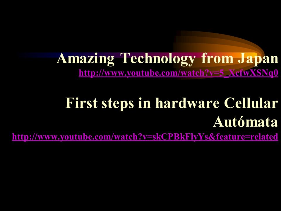 Amazing Technology from Japan http://www. youtube. com/watch