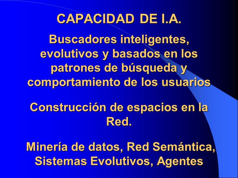 CAPACIDAD DE I.A.