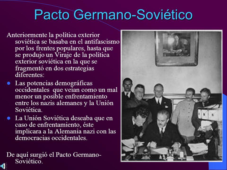 Pacto Germano-Soviético