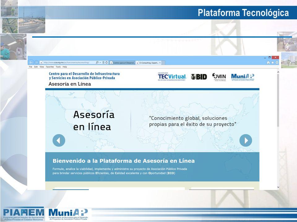 Plataforma Tecnológica