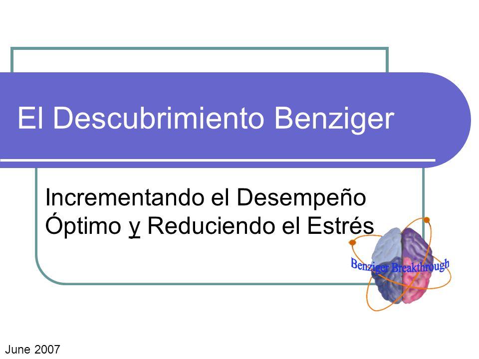 El Descubrimiento Benziger