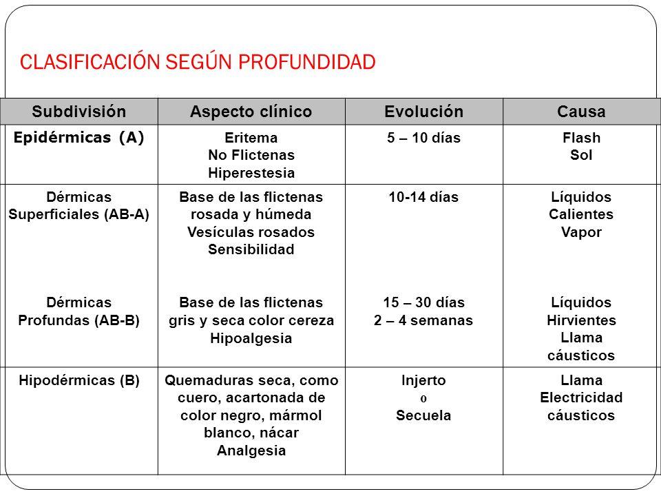 Quemaduras dra chavarr a mr1 pediatria han 21 7 ppt for Marmol clasificacion