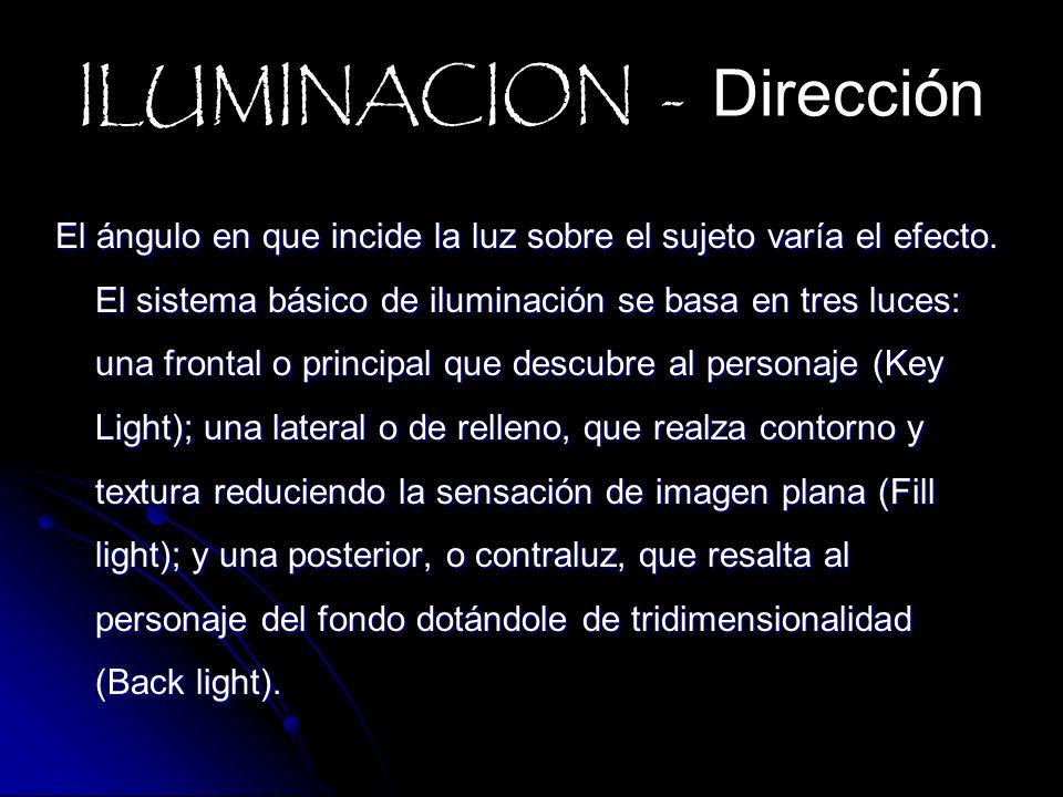 ILUMINACION - Dirección