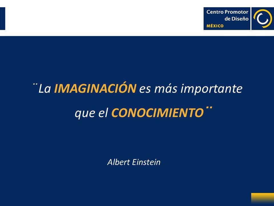 ¨La IMAGINACIÓN es más importante que el CONOCIMIENTO¨