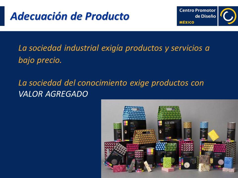 Adecuación de Producto