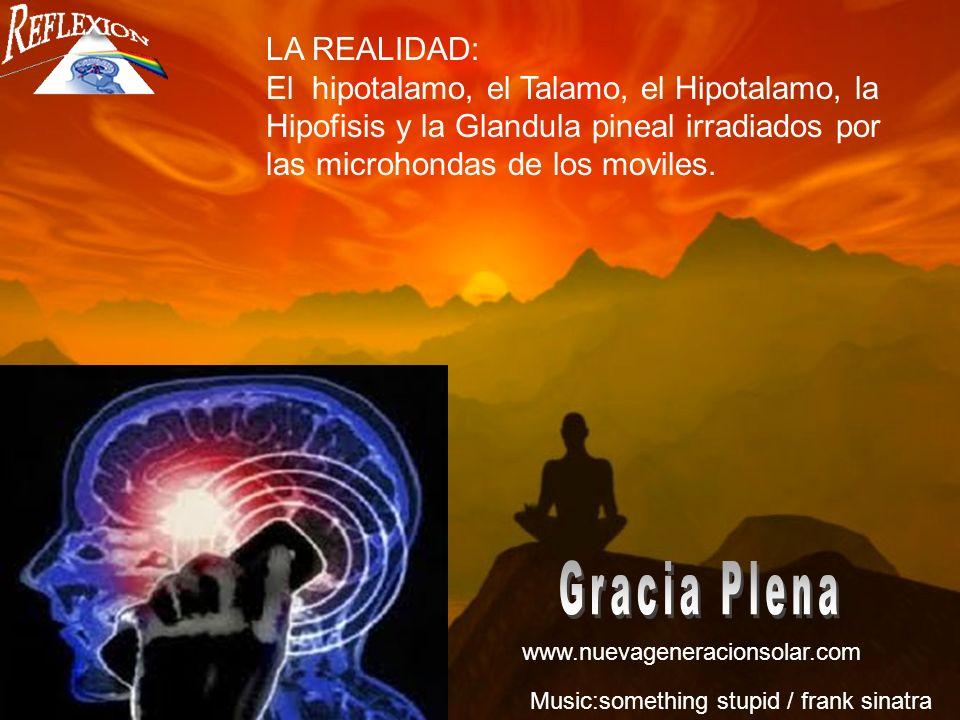 Gracia Plena LA REALIDAD: