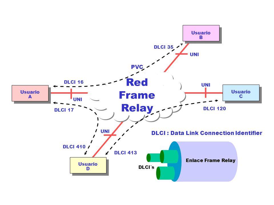 DLCI : Data Link Connection Identifier