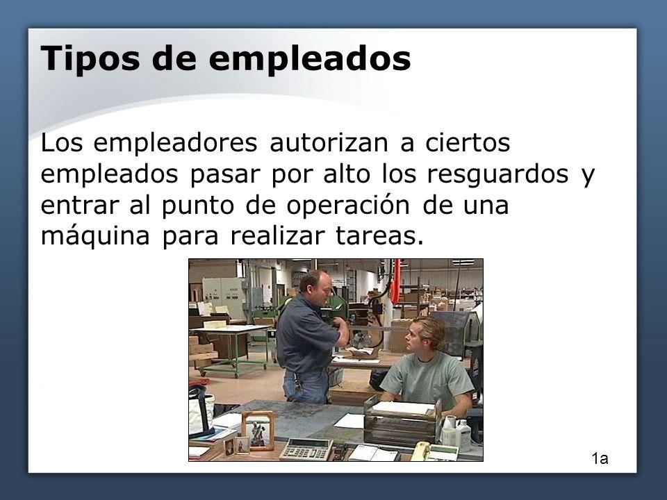 Tipos de empleados