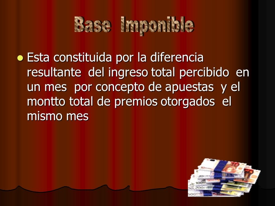 Base Imponible