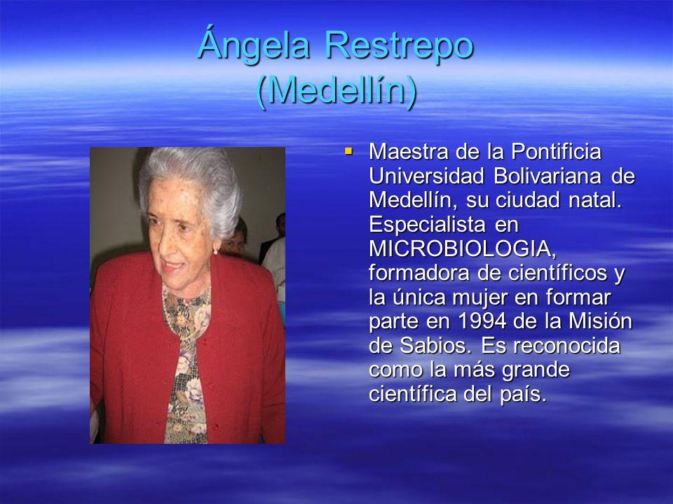 Ángela Restrepo (Medellín)
