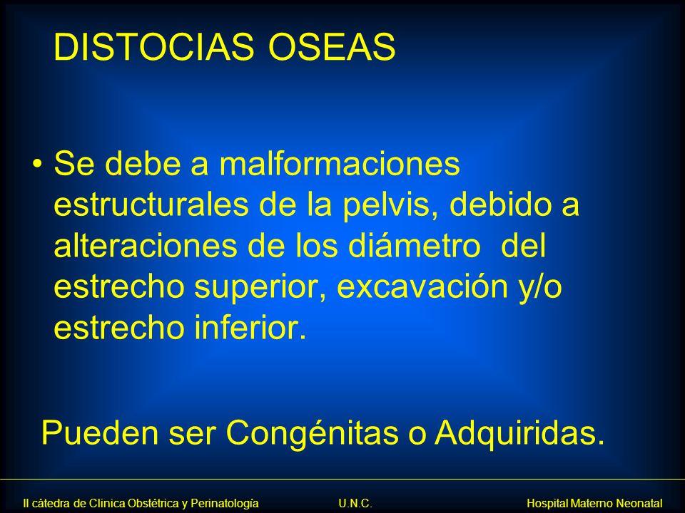 DISTOCIAS OSEAS