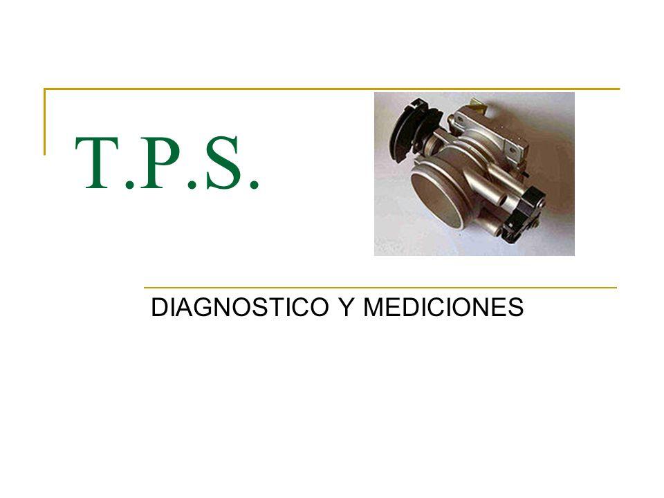 DIAGNOSTICO Y MEDICIONES