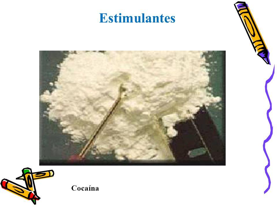 Estimulantes Cocaína