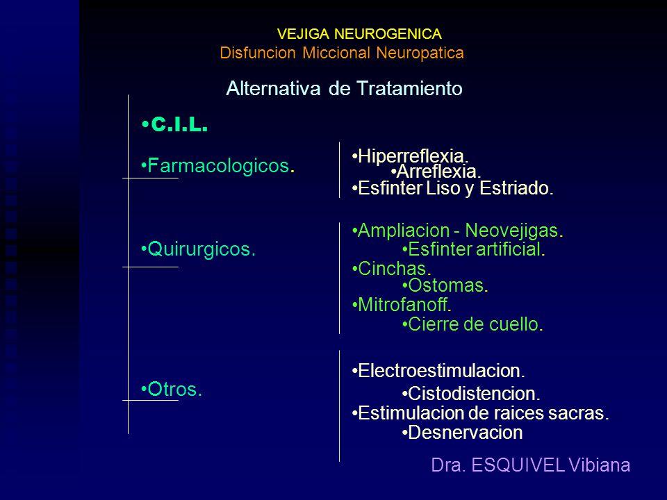 Alternativa de Tratamiento