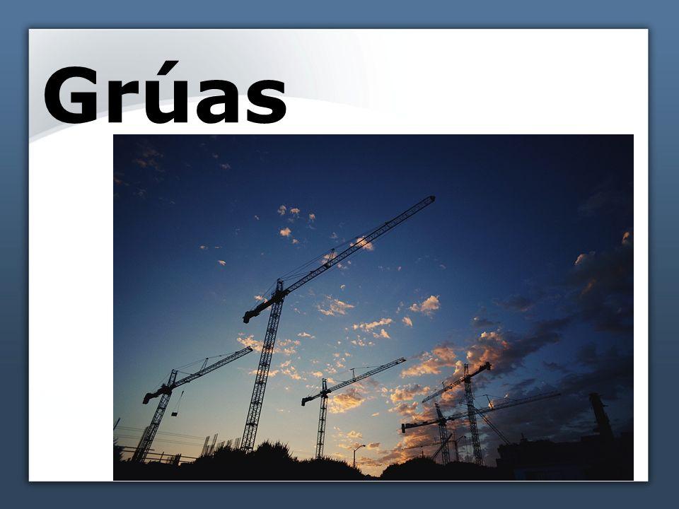 Grúas