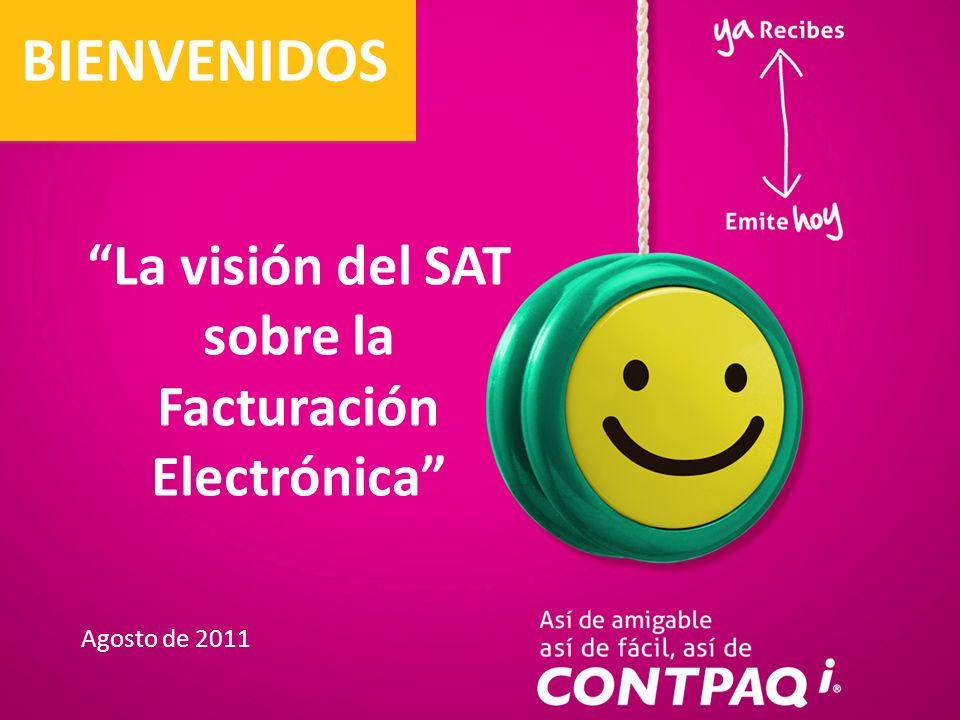 La visión del SAT sobre la Facturación Electrónica