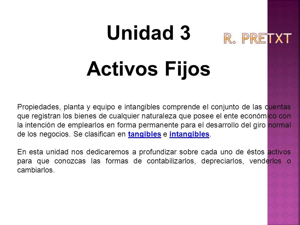 Unidad 3 Activos Fijos R. pretxt