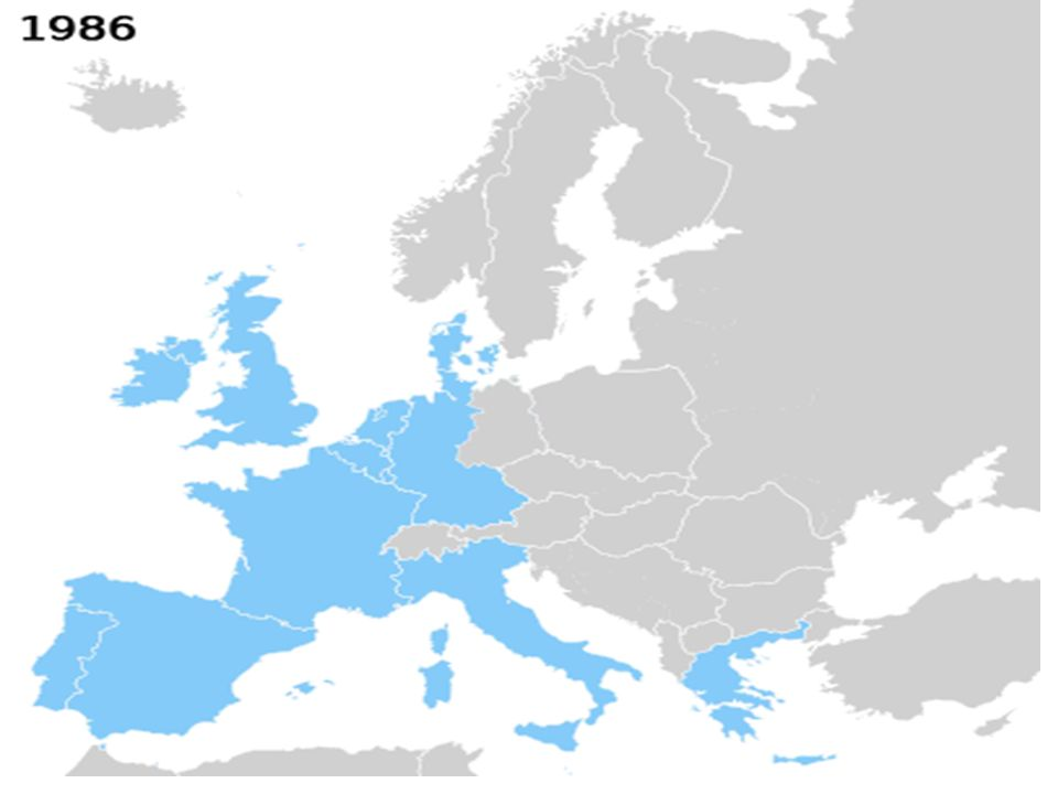 España, Grecia, Portugal