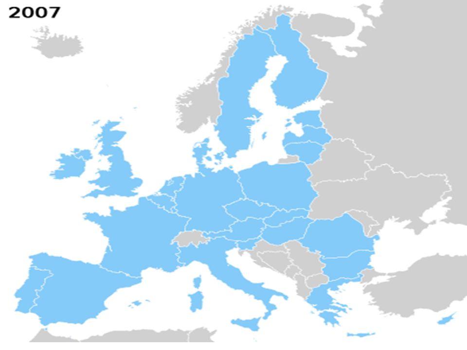 Polonia, Rumania, Republica checa, Hungria, Bulgaria, eslovaquia, Lituania, Letonia, Eslovenia, estonia, Chipre, Malta